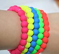 Eruner®Candy Color Beaded Bracelet(Random Color)