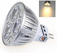 ZHISHUNJIA Dekorativ Spot Lampen 3 W 280lm LM 3000k K 3 Warmes Weiß AC 12 V