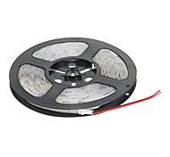 Waterproof 5M 60W 60x5730SMD 7000-8000LM  3000-3500K Warm White light LED Strip Light (DC12V)