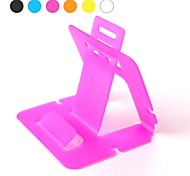 Foldaway Smart Phone Stand Holder for Mobile Phone (Assorted Colors)