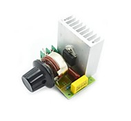 3800W SCR voltaje electrónico termostato dimmers regulación regulador de control de velocidad