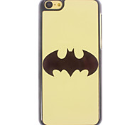 BATMAN Design Aluminium Hard Case for iPhone 5C