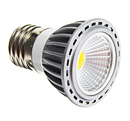 3W E26/E27 Focos LED COB 50-240 lm Blanco Cálido Regulable AC 100-240 V