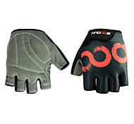 Glove Cycling / Bike Kid's Fingerless Gloves Anti-skidding Summer Black S / XXL - BOODUN