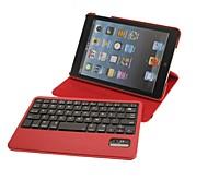 360° Rotation Litchi Case w/ Bluetooth Keyboard for iPad mini 3 iPad mini 2 iPad mini