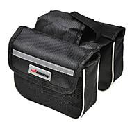 ACACIA 600D Polyester Fabric 210D Polyester Lining Black EVA Bike Frame Bag