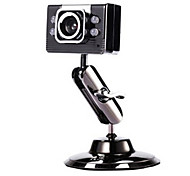 AoSu M60 High Definition UVC Night Vision Microphone Webcam 12 Megapixel