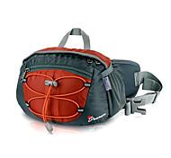 MOUNTAINTOP 8L Terylene Orange Outdoor Breathbale Cycling Waist Bag Chest Bag