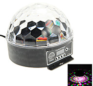 Y-T88 Eight Color LED Crystal Magic and Sunflower Light