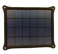 5W Solar Powered USB Moible Panel de carga