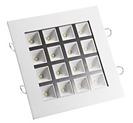ZDM ™ plafoniere 16 w 16 1350 lm freddo ac bianco 85-265 v