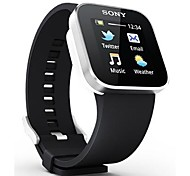 sony ™ smartwatch2 sw2 reloj bluetooth headset impermeable nfc inalámbrica inteligente