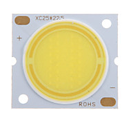 15W COB 1350-1450LM 6000-6500K fredda Chip White Light LED (45-50V, 300 uA)