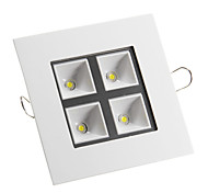 Ceiling Lights 4 W 4 320 LM Cool White AC 85-265 V