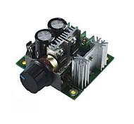 008 0031 12v ~ 40v 10a interruptor de control de velocidad del motor dc pwm modulación de ancho de pulso