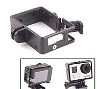 G-473 Specialty Portable Plastic Fixed Frame Case w/Bacpac Installation Elongated Arm for Gopro Hero 3/3+