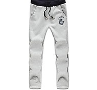 Men's Sweatpants , Casual/Sport Pure Cotton Blend