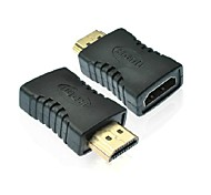 HDMI Female to HDMI Male Connector Converter Adapter