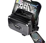 CONIFER Black ABS Hard Shell Cycling Frame Bag
