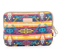 "Canvas Bohemian 15"" Laptop Case Pouch Cover Notebook Bag Sleeve for Dell Acer Asus HP"
