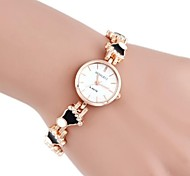 Women's Feet Metal  Quartz Analog Bracelet Watch  (1Pc)
