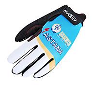 NUCKILY Winter Anti-Skid Warm Full Finger Cycling Gloves Gl5304