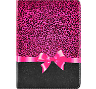 Rose Leopard Bow Case for iPad mini 3, iPad mini 2, iPad mini