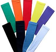equipamentos de proteção esportes profissionais Coway proteção algodão respirável braço tamanho médio (cor assoetrd)