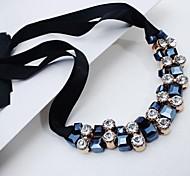 z&moda X® e elegante colar de cristal