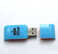 Supercar All-in-1 Card Reader SD Micro USB Mini