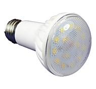 youoklight Dekorativ Spot Lampen PAR E26/E27 7 W 500 LM 3000 K 18 SMD 5730 Warmes Weiß AC 85-265 V