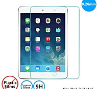 TOPCEL™ 0.26mm Tempered Glass Screen Protector with Microfiber Cloth for iPad 5 (iPad Air)