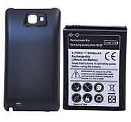 5000mAh Rechargeable Li-ion Battery with Back Cover for Samsung Galaxy Note GT-N7000 I9220