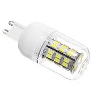 Luminária de Pin-Duplo G9 8 W 1200 LM 6000 K Branco Frio 42 SMD 5730 AC 100-240 V