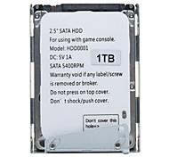 Disco duro de 1 TB PS3