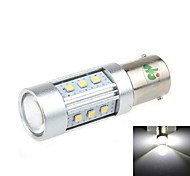 1156 15W 15x2323 SMD 1000LM 6500K luce bianca a LED Light Car Backup (CC 12-24V)