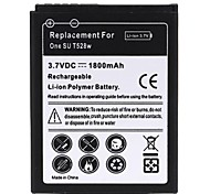 1800mAh Rechargeable Lithium-ion Battery for HTC T528W
