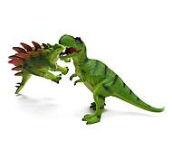 Stegosaurus Dinosaur Model Rubber Action Figures Toy