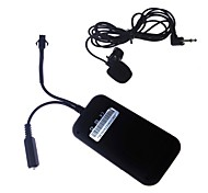 GPS Tracker for Truck and Motorcycle GSM GPRS Network Monitor SMS Over Speed SOS Alarm Real Time Gift Earphone