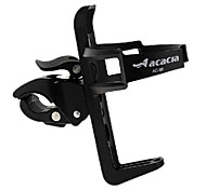 ACACIA® Advanced Plastic-Steel Cycling Water Bottle Cage and Clip