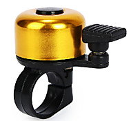 IFire ABS Aluminum Alloy Yellow Bike Bicycle Bell