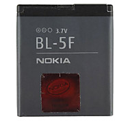 950mAh BL-5F Batterie Replacement Cell Phone pour Nokia N96 et Plus