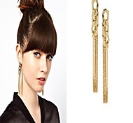New Fashion 2014 Tassel Stud Earrings for Women