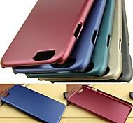 Für iPhone 6 Hülle iPhone 6 Plus Hülle Hüllen Cover Other Rückseitenabdeckung Hülle Einheitliche Farbe Hart PC füriPhone 6s Plus iPhone 6