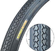 KENDA 24*1-3/8 Rubber Wearable Bike 44TPI Tire