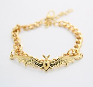 Gold Bat Chain New Bracelets Charm Bracelets