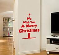 jiubai ™ arbre de Noël de la décoration murale sticker mural art autocollant