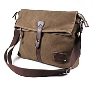 Sling & Messenger Bag Camping & Hiking / Leisure Sports / Traveling Wearable 10 L Coffee Canvas