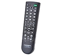 RM-139ES Universal Multifunction TV Remote Control (Black)