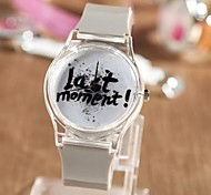 Women's Fashion Personality Leisure Last Time Watch
